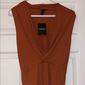 Brand New Forever 21 Bodysuit